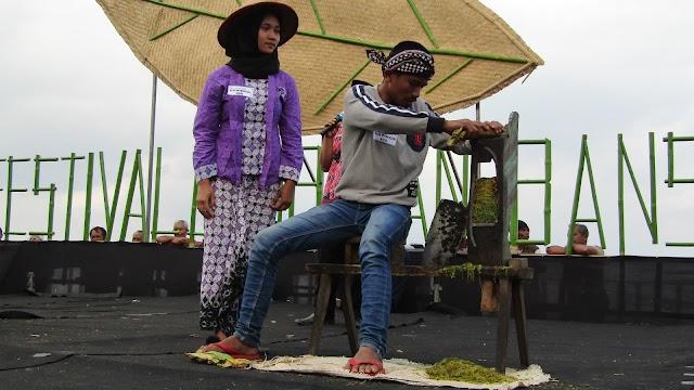 Festival Lembutan Bansari, Mengenalkan Kembali Pengolahan Tembakau Tempo Dulu