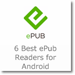 6 Best ePub Readers for Android