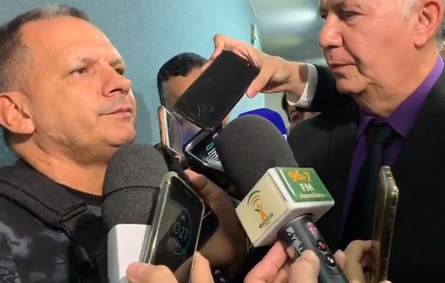 Mauro Albuquerque diz vai retirar todas as tomadas dos presídios do Ceará