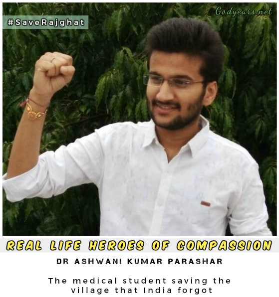 Dr Ashwani Parashar's inspiring words resonated with audiences young and old who were in awe of the efforts this young man was taking to improve our country. People like him inspire far more faith in the future India than most of our politicians leaders and deserve to have their voices reach a larger audience.
