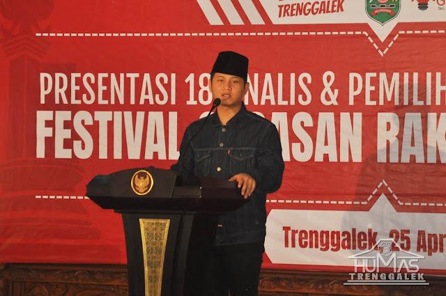 Buka Festival Gagasan Rakyat, Plt Bupati Nur Arifin: Musrenbang-nya Para Pemikir