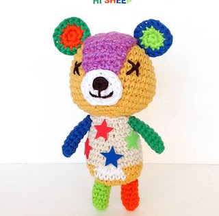 PATRON GRATIS STITCHES | ANIMAL CROSSING AMIGURUMI 37684