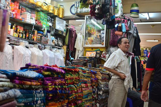destinasi pasar baru dalam paket wisata bandung
