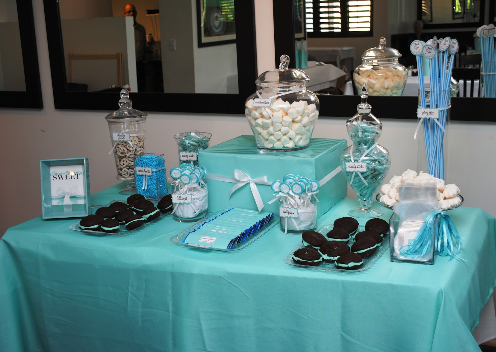 A Perfect Tiffany Co Bridal Shower