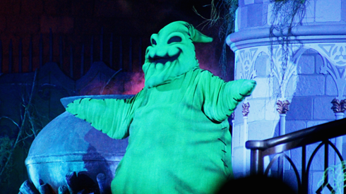 Mickey's Not So Scary Party Magic Kingdom