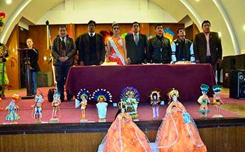 Tobas Sud celebró 100 años bailando en honor a la Virgen del Socavón