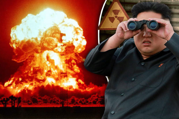North Korea nuclear crisis: Kim Jong-un 'begging for war'