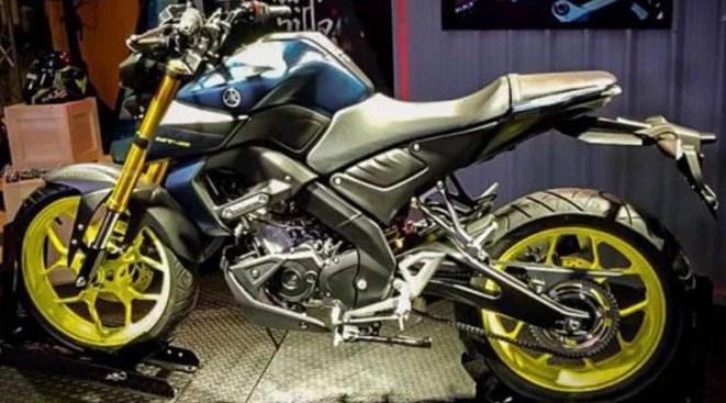 Yamaha MT15 Indonesia spesifikasi dan harga