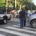 Detienen en calles de Veracruz a personas fuertemente empistoladas