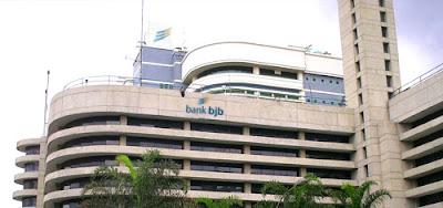 kantor pusat dan kantor cabang bank BJB