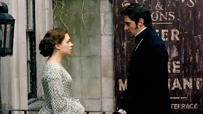 Image from BBC's North and South adaptation featuring Richard Armitage