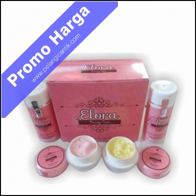 Jual Cream Elora Beauty Organic 100% Original Termurah Best Seller
