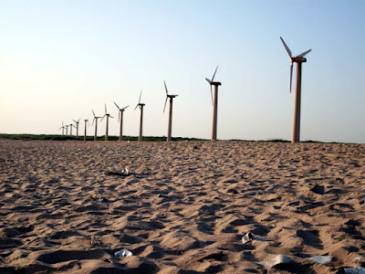Windmills at Mandvi