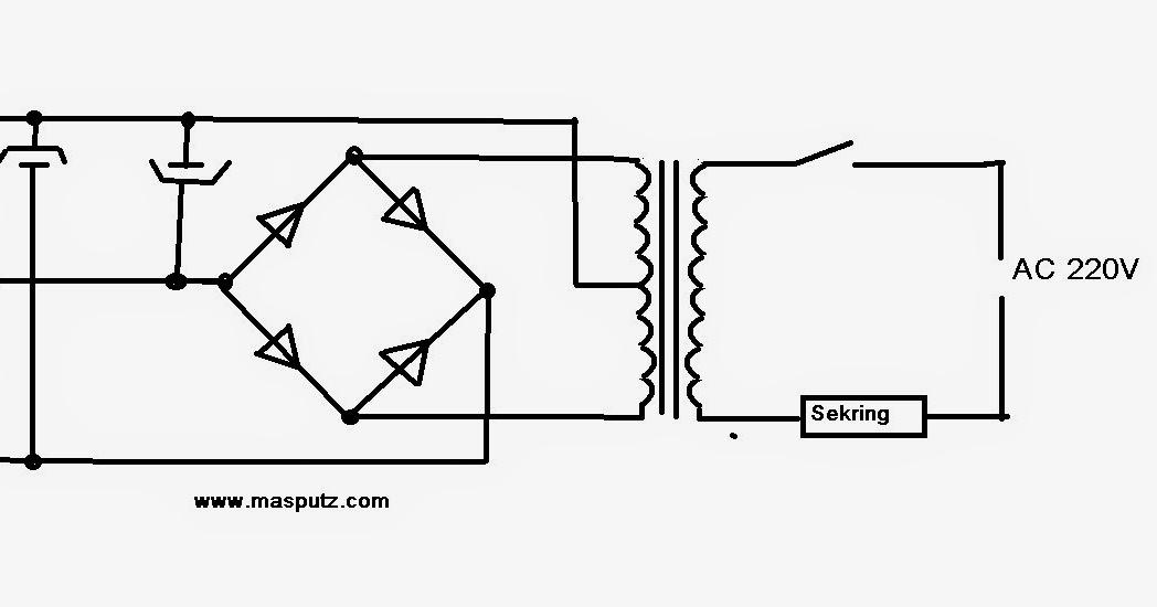 merakit adaptor   power supply trafo ct 5 ampere