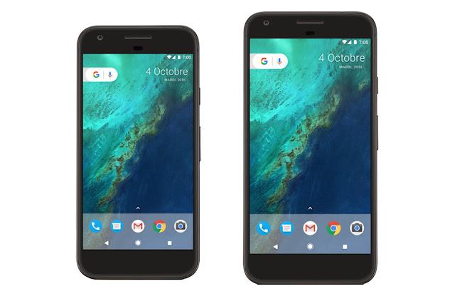 Spesifikasi dan Harga Google Pixel XL