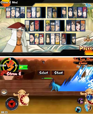 Free Download Kumpulan Game Naruto Senki MOD APK Full Character UPDATE   Download Naruto Senki MOD APK Full Character UPDATE 2018