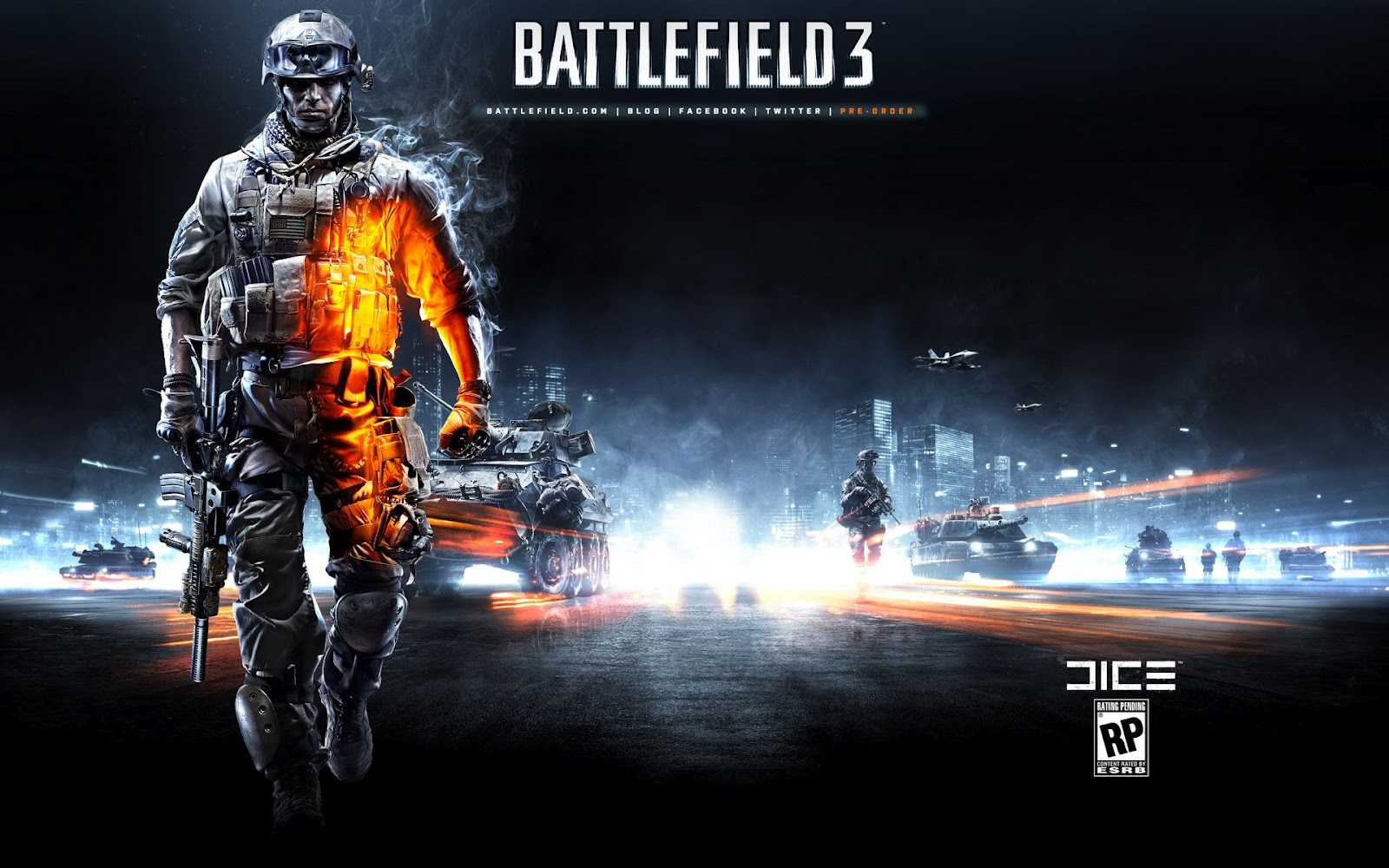 Battlefield 3 Free Download BF3 PC Game Full Version ...