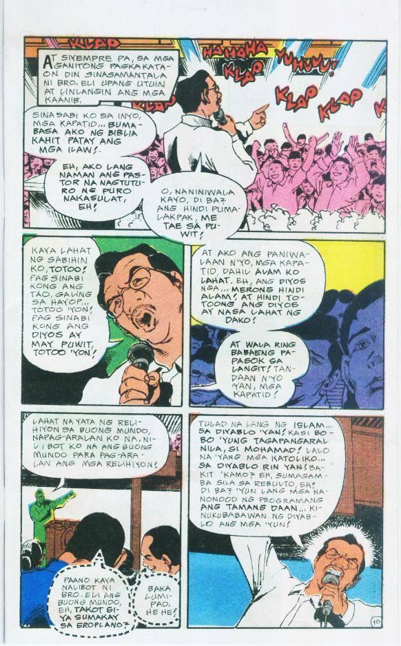 ang dating daan komiks part 1 best bars to hook up amsterdam