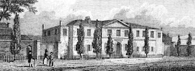 The Magdalen Hospital from The Picture of London for 1829