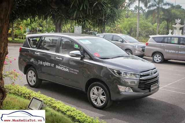 Toyota Innova 2016 chinh thuc ra mat viet nam tu ngay 18.07.2016