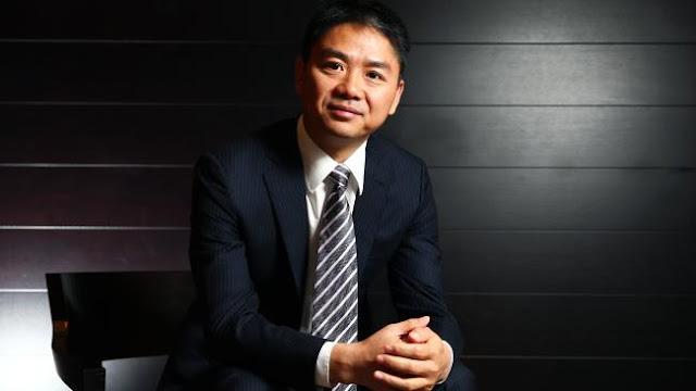 Mengenal Founder JD.com Liu Qiangdong - Berawal dari Musibah Menuju Kesuksesan