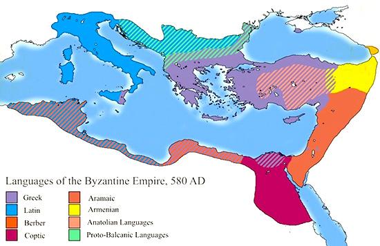 Cartina Italia Anno 500.L Impero Bizantino 395 1453