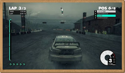 DiRT 3 Complete Racing Game