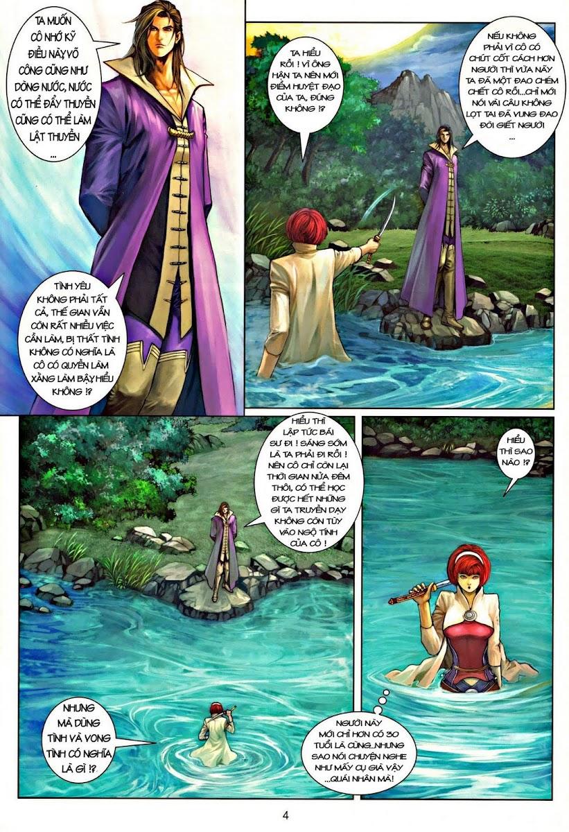 Ôn Thụy An Quần Hiệp Truyện chap 37 trang 4