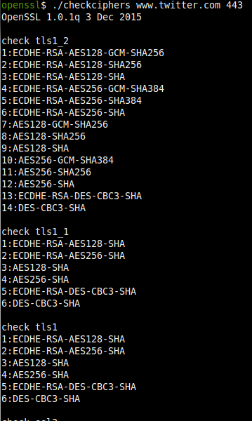 hacking and penetration testing: openssl bash script to