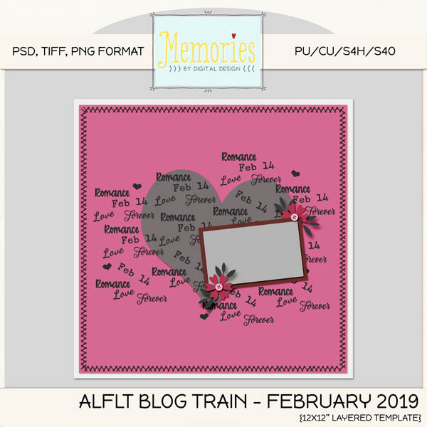 Blog Train Freebie: ALFLT