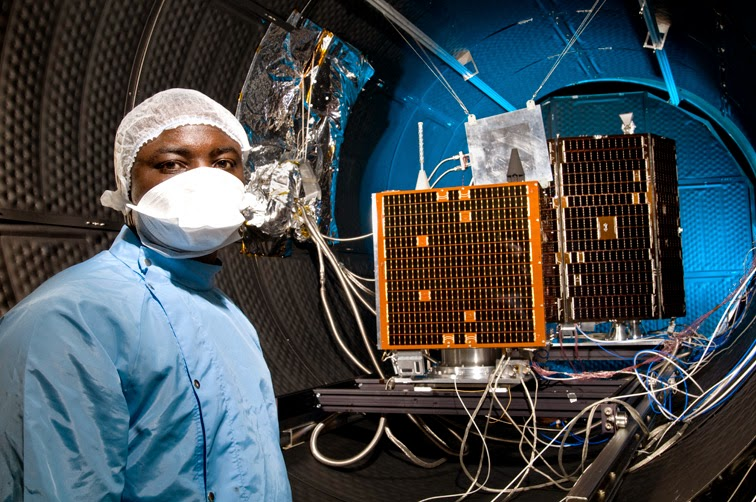 Satellite technology, panacea for human problems