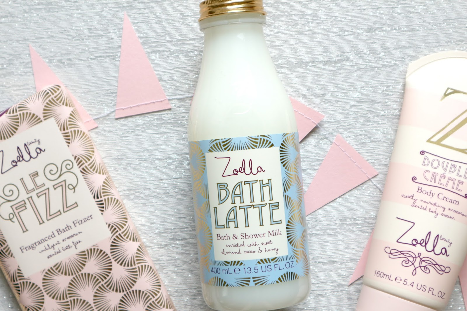 Zoella Bath Beauty