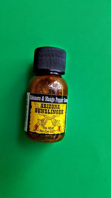 arizona gunslinger pepper sauce