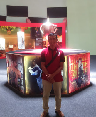 Museum Olah Raga Indonesia TMII