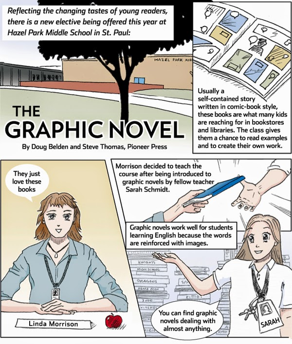 young adult graphic novel