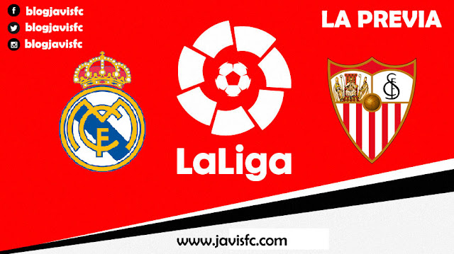 Previa Real Madrid - Sevilla FC