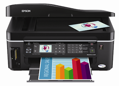 Принтер  Epson WorkForce 500
