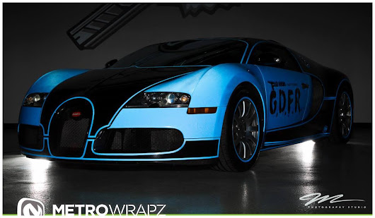 American Rapper modify his super sport car Bugatti Veyron  - CARBYCARS