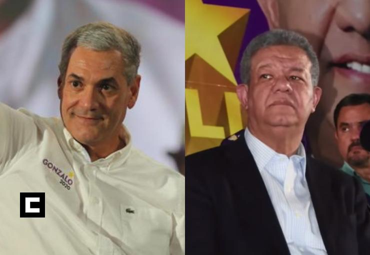 Video: Gonzalo Castillo enfrentará a Leonel Fernández en primarias PLD