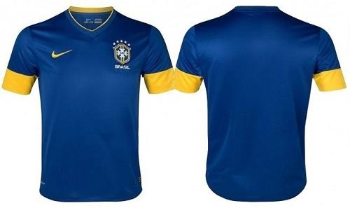 86eccfc207 ... seleção brasileira 2012. A camisa de futebol mais famosa ganha uma nova  versão