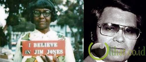 Jim Jones Sang Pembantai