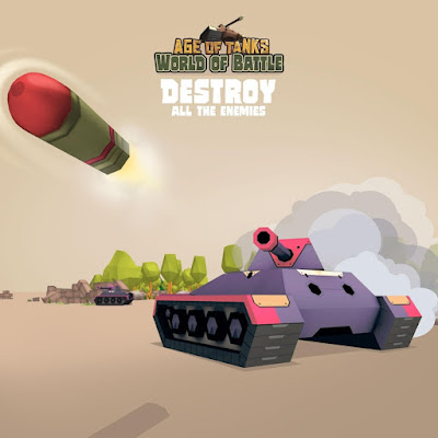 Age of Tanks v1.0.6 (Mod Money)