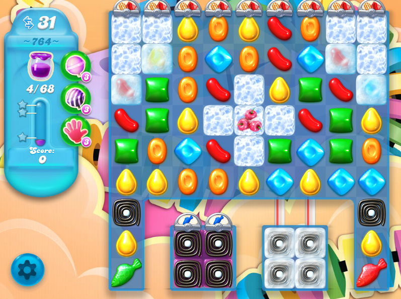 Candy Crush Soda 764