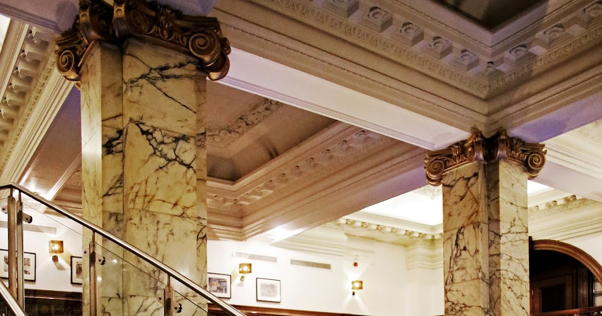 North Bridge Brasserie at The Scotsman Hotel, Edinburgh