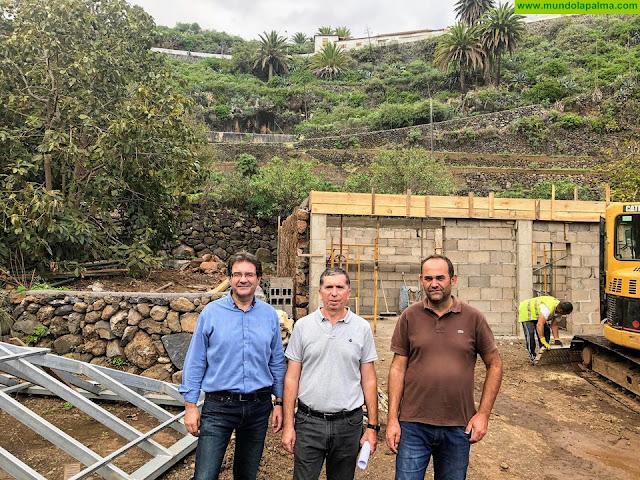 El Cabildo mejora la Finca de Las Nieves para ampliar la zona de cultivo de Germobanco