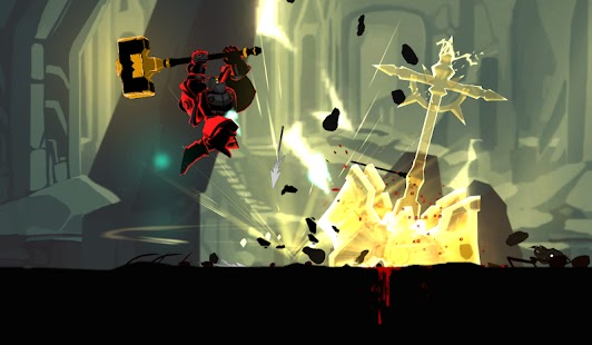 Shadow of Death: Stickman Fighting – Dark Knight Apk Free Download