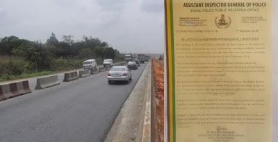 False news, there was no herdsmen attack along Lagos-Ogun axis — Police, GIGM