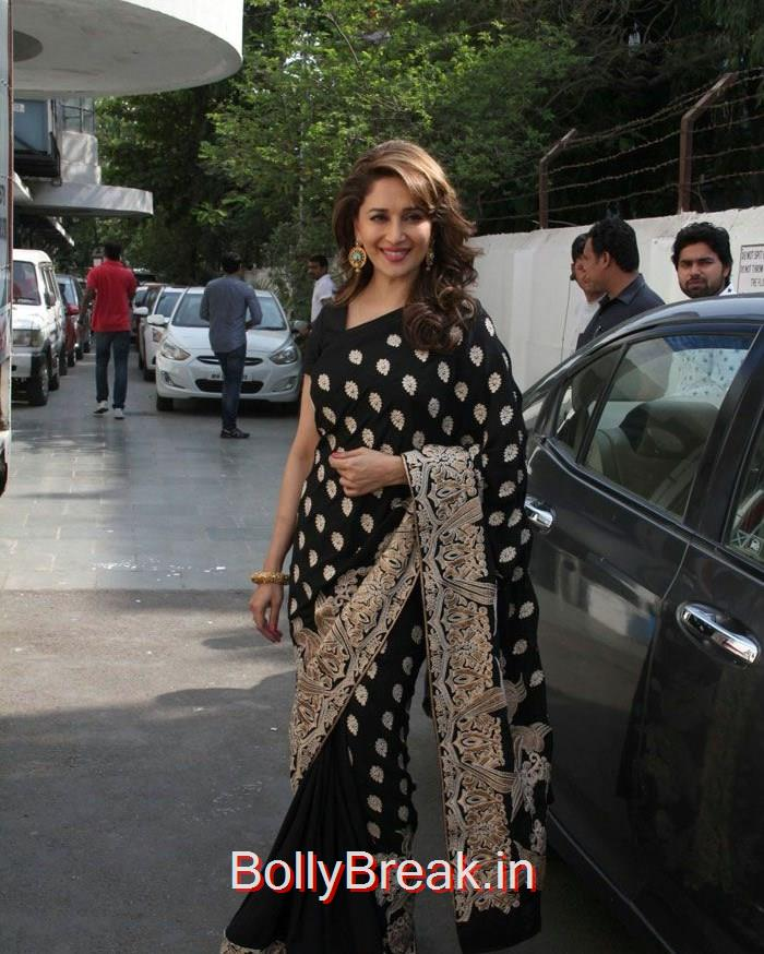 Madhuri Dixit, Madhuri Dixit Hot Pics From Different Events