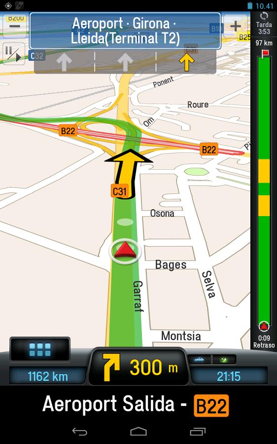 CoPilot Premium Europe GPS 9 6 2 957 Patched Apk Free