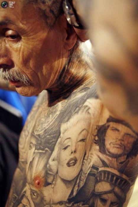 Dont You Bongo I Didnt Know Albert Einstein Had Tattoos